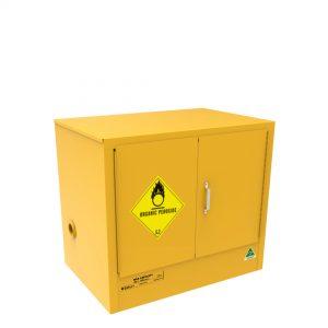 Class 5.2 Organic Peroxide Storage Cabinets
