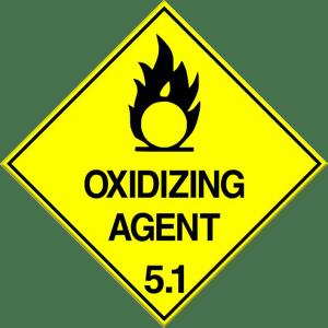 Class 5.1 Oxidising Agent