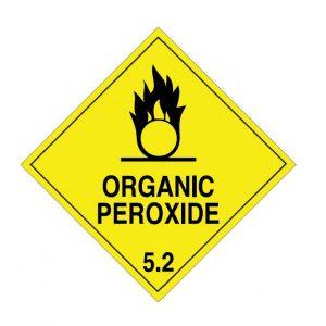 Class 5.2 Organic Peroxide