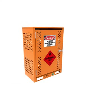 Class 2.1 Forklift Gas Cylinder Storage Cabinets