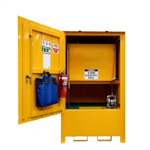 Waste Oil/Recycling Collection Store