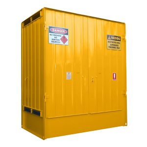 IBC Outdoor Pallet Stores