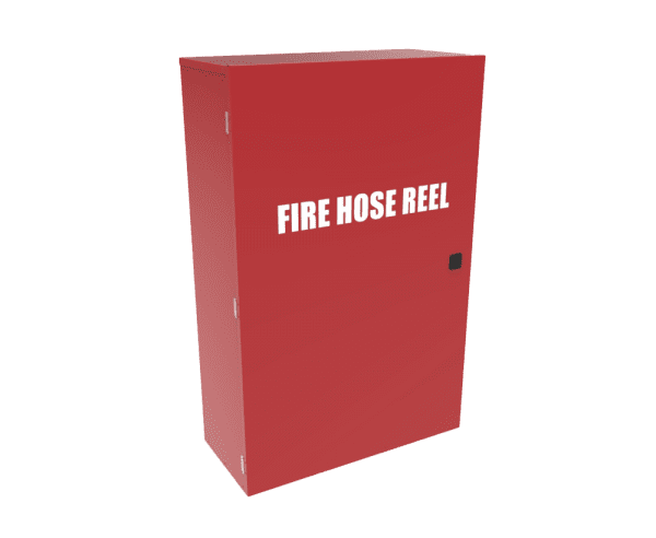 trafalgar safety fire hose reel cabinet red custom