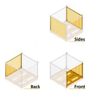Series 90 Flexible Timber Pallet Converter (FTPC)