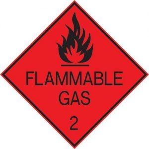 Class 2.1 Flammable Gas