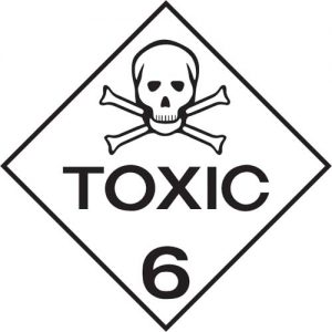 Class 6 Toxic Substances