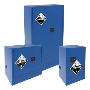 Class 8 Corrosive Storage Cabinets