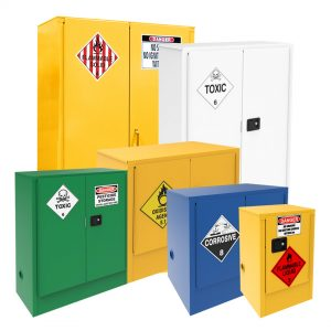 Indoor Dangerous Goods Cabinets