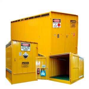 Outdoor Dangerous Goods Stores