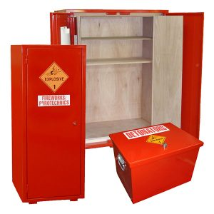 Explosives Storage