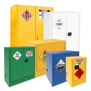 Indoor Dangerous Goods Cabinets