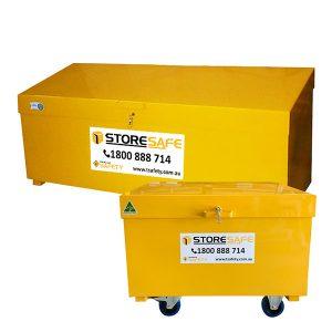 Safe Tool Storage