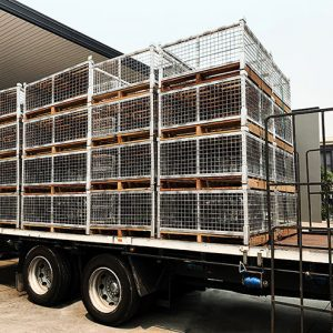 Collapsible Pallets